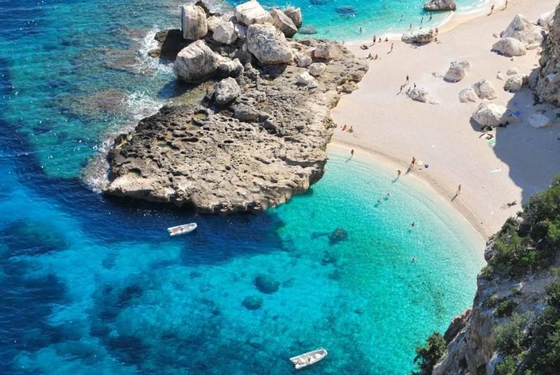 Cala Mariolu, Sardegna