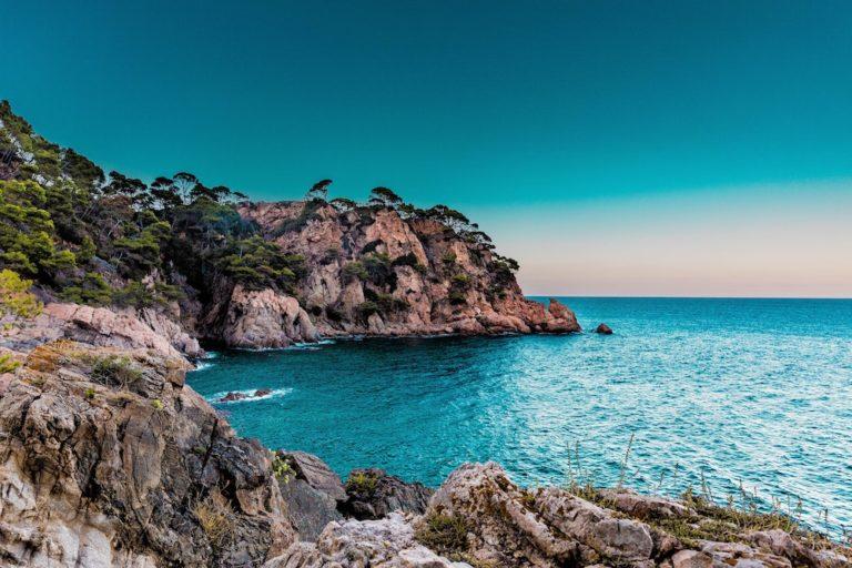 Costa nel sud della Spagna, Marbella