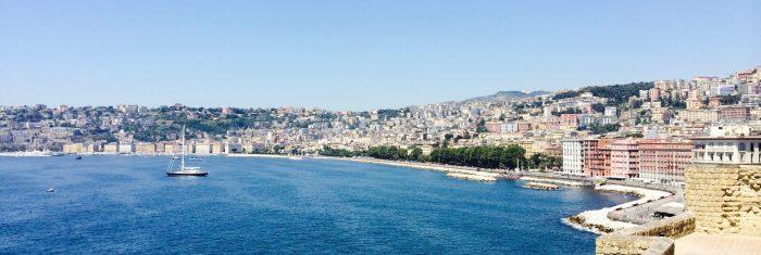 Il Golfo di Napoli, perfetto per una crociera in barca