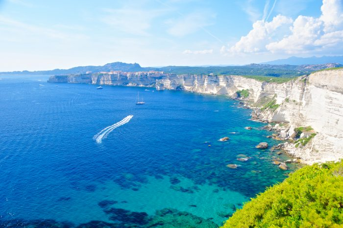 Bonifacio, Corsica