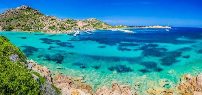 Arcipelago della Maddalena, in Sardegna