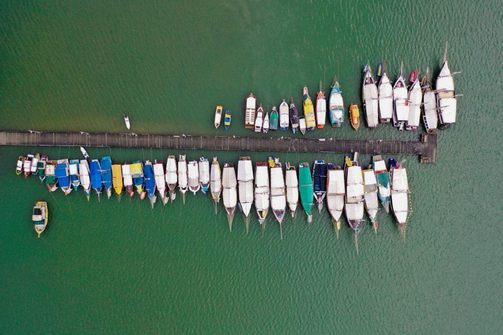Noleggiare una barca senza patente nautica a seconda della destinazione