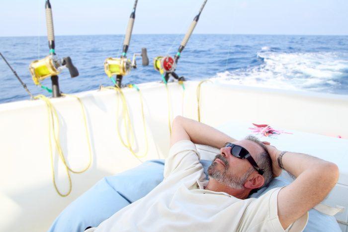 Riposare è un rimedio nature al mal di mare