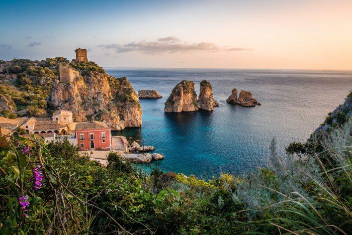 Scopello, mini crociera Sicilia