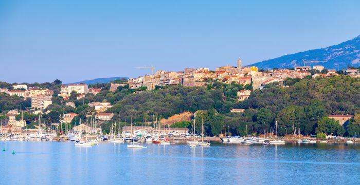Porto Vecchio, in Corsica Sud