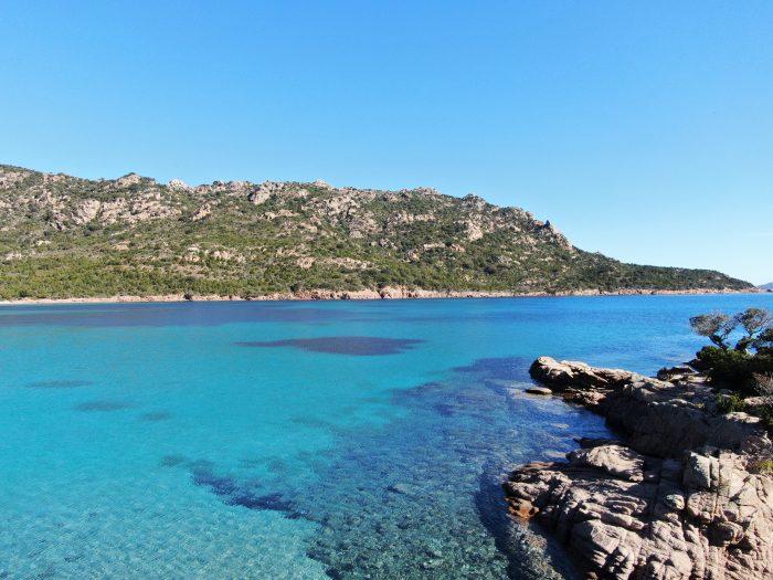 Itinerario Corsica: Golfo di porto nuovo